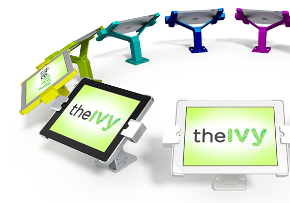The IVY Tablet Display